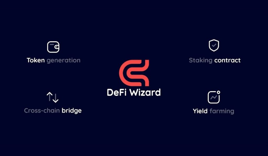 DeFi Wizard Raises $750k from Blockchain Investment Bigshots, to Simplify Multi-chain DeFi Legos