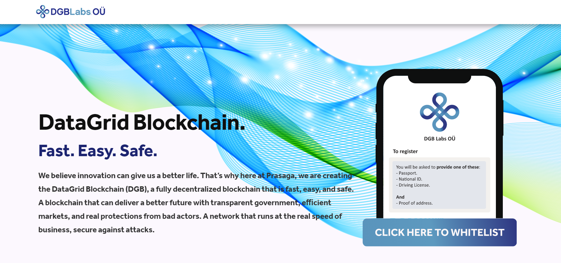 Whitelist in the DataGrid Token Sales Today and Become a Part of the Global Frictionless Digital Asset Ecosystem