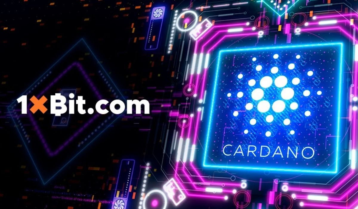 1xBit Adds Support For Cardano (ADA)