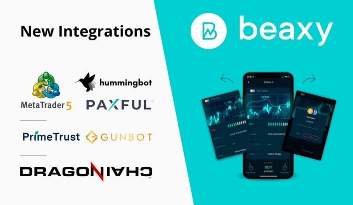 Beaxy Exchange Working With Hummingbot.io - Automated Trader