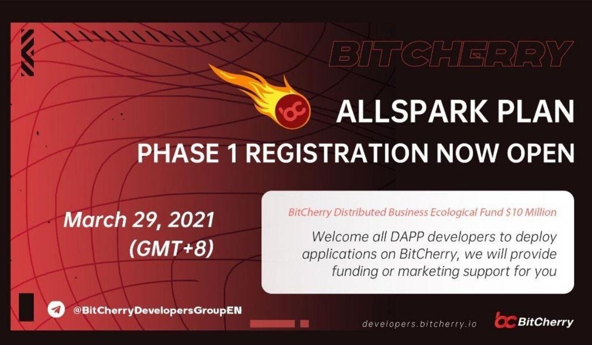 BitCherry launches