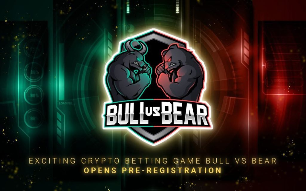 Bitcoin Betting App, Bull Vs Bear, Open for Pre-Registration