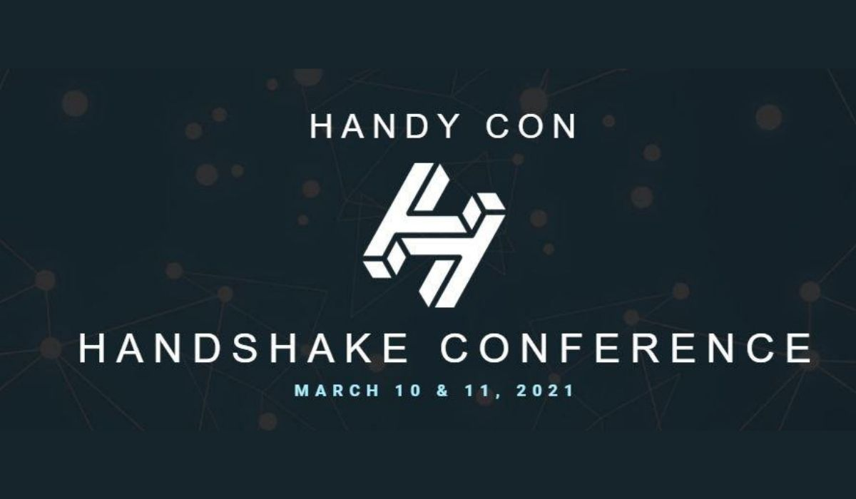 DWeb Foundation Presents World's First Handshake Protocol Conference, Handycon