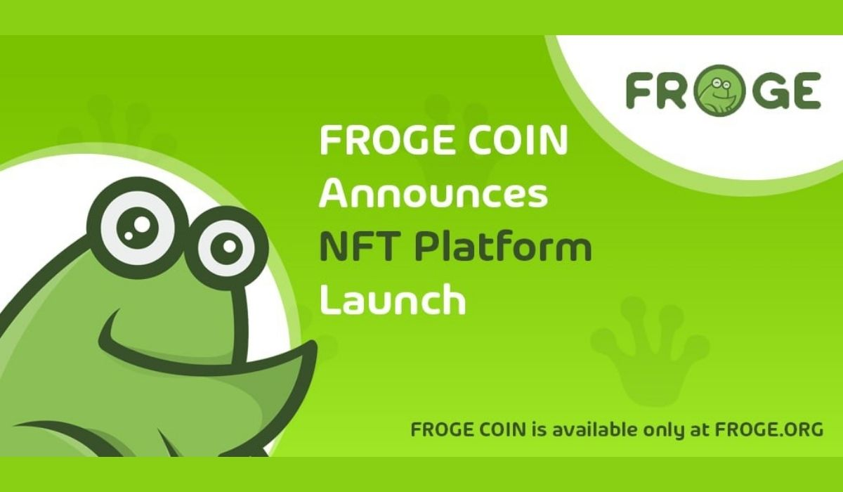 Froge Network Launches NFT Platform