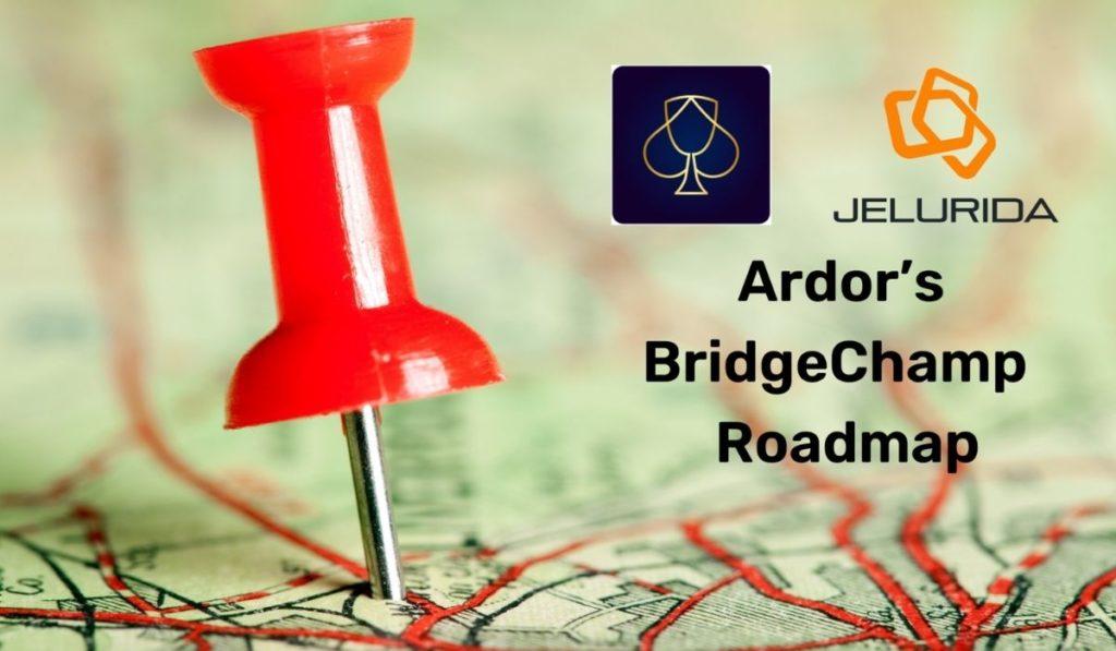 Jelurida-Backed Project BridgeChamp Announces Roadmap to Official Launch