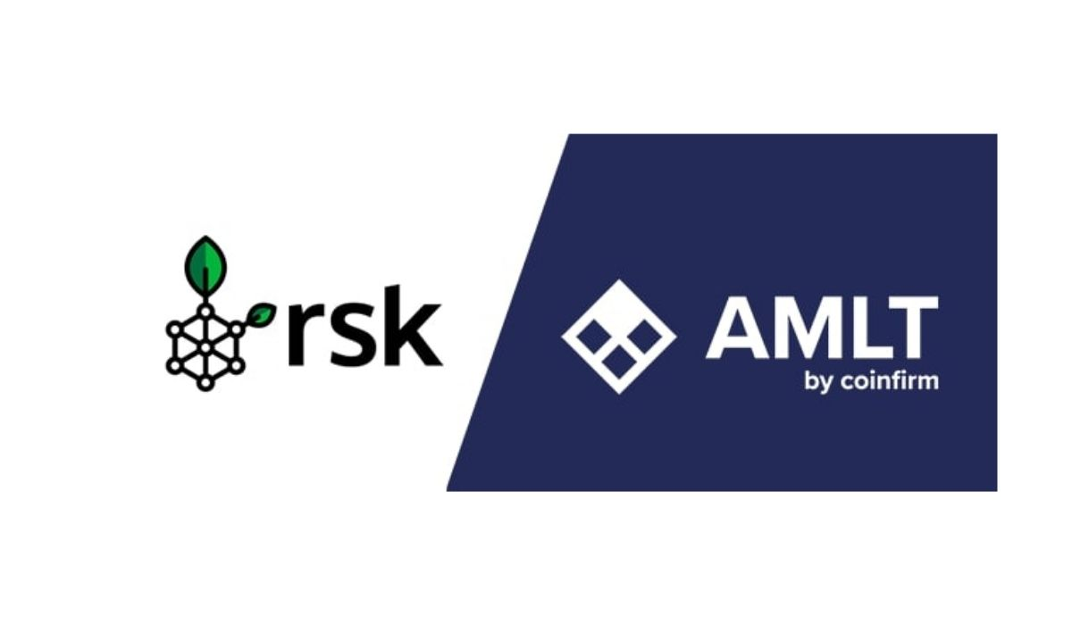 RSK Network Integrates With Coinfirm-Backed DeFi AMLT Oracle