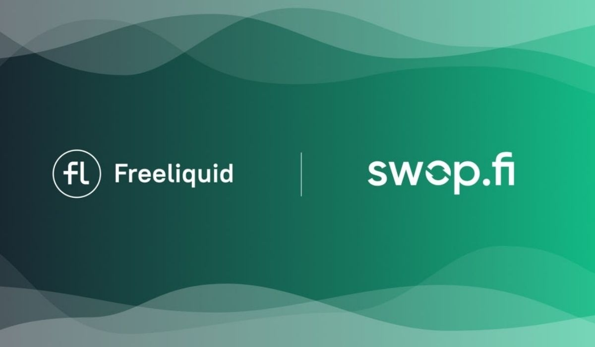 Rising Freeliquid Lending Protocol for Liquidity Pool Collateralization Integrates with Swop.Fi and Waves Exchanges