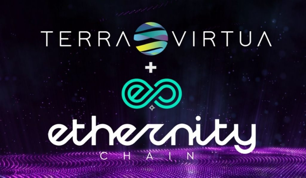 Terra Virtua and Ethernity Partner to Pool Resources Toward NFT and Digital Art Advancement