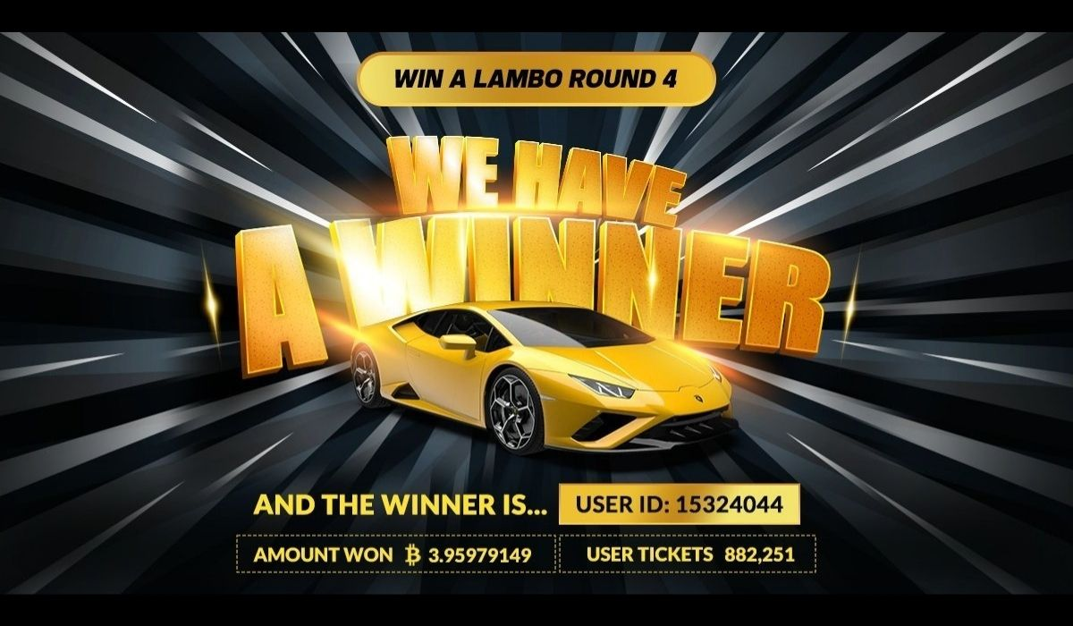A Golden Opportunity To Win A