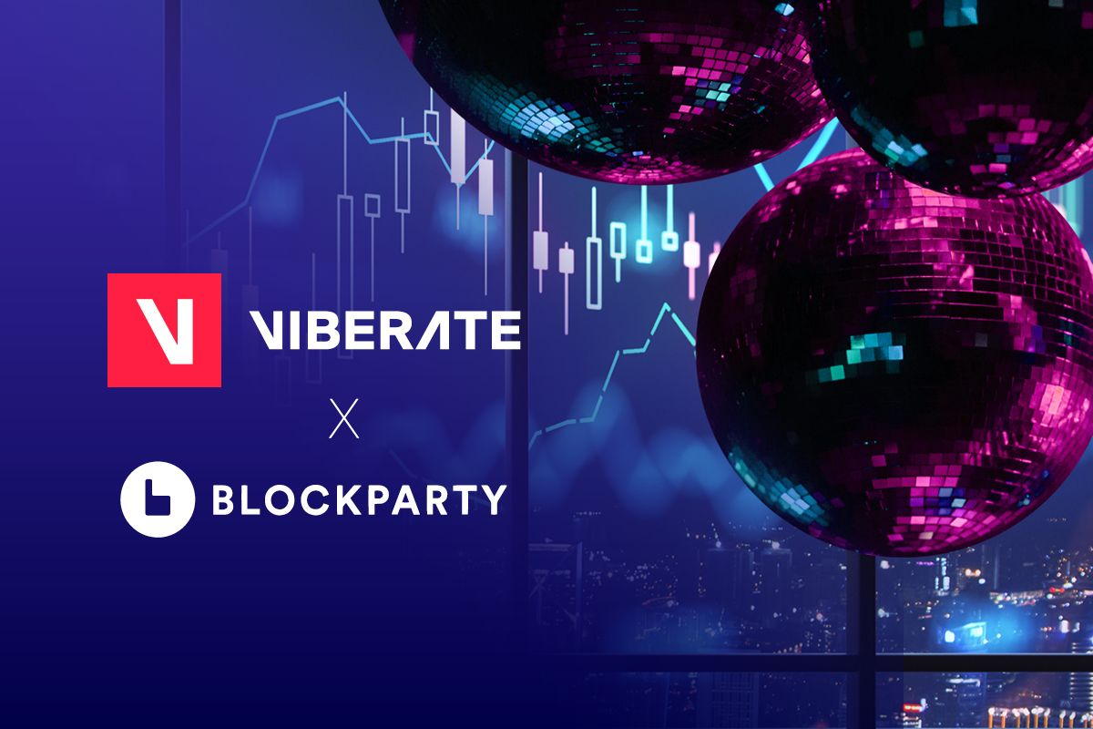 Viberate And Blockparty Partner Up To Offer 'Live Gig NFT'