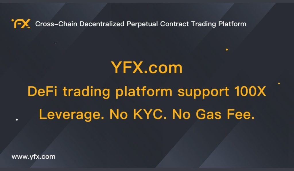 YFX.COM Allows Traders to Participate in Trading Crypto With Up To 100x Leverage