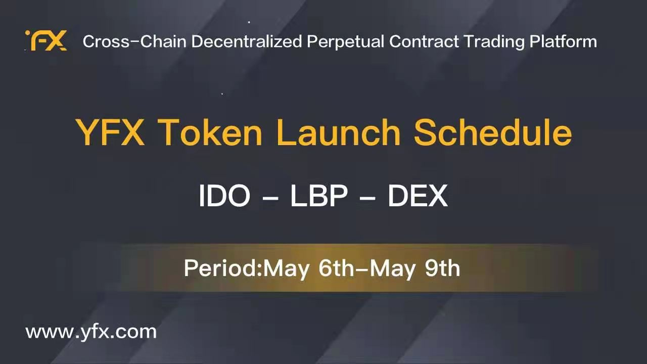 YFX Set For Its Token Launch