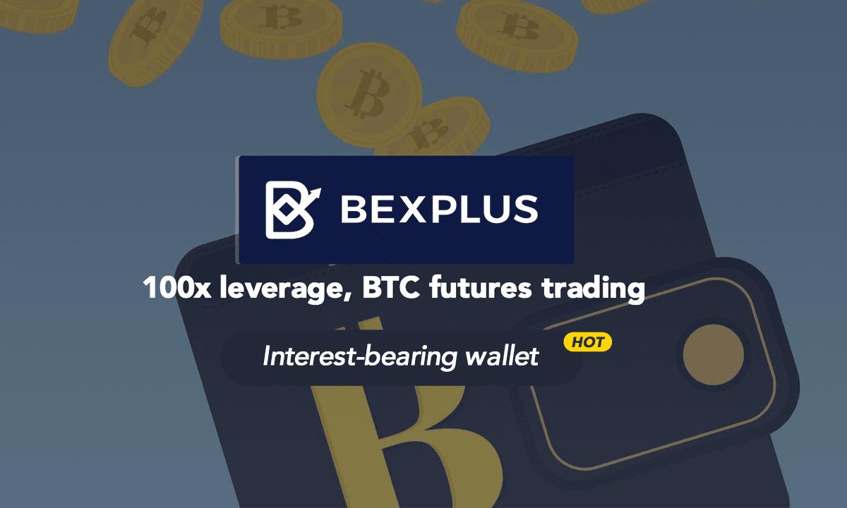 Bexplus Exchange Announces Launch of BTC-Interest Bearing Wallet