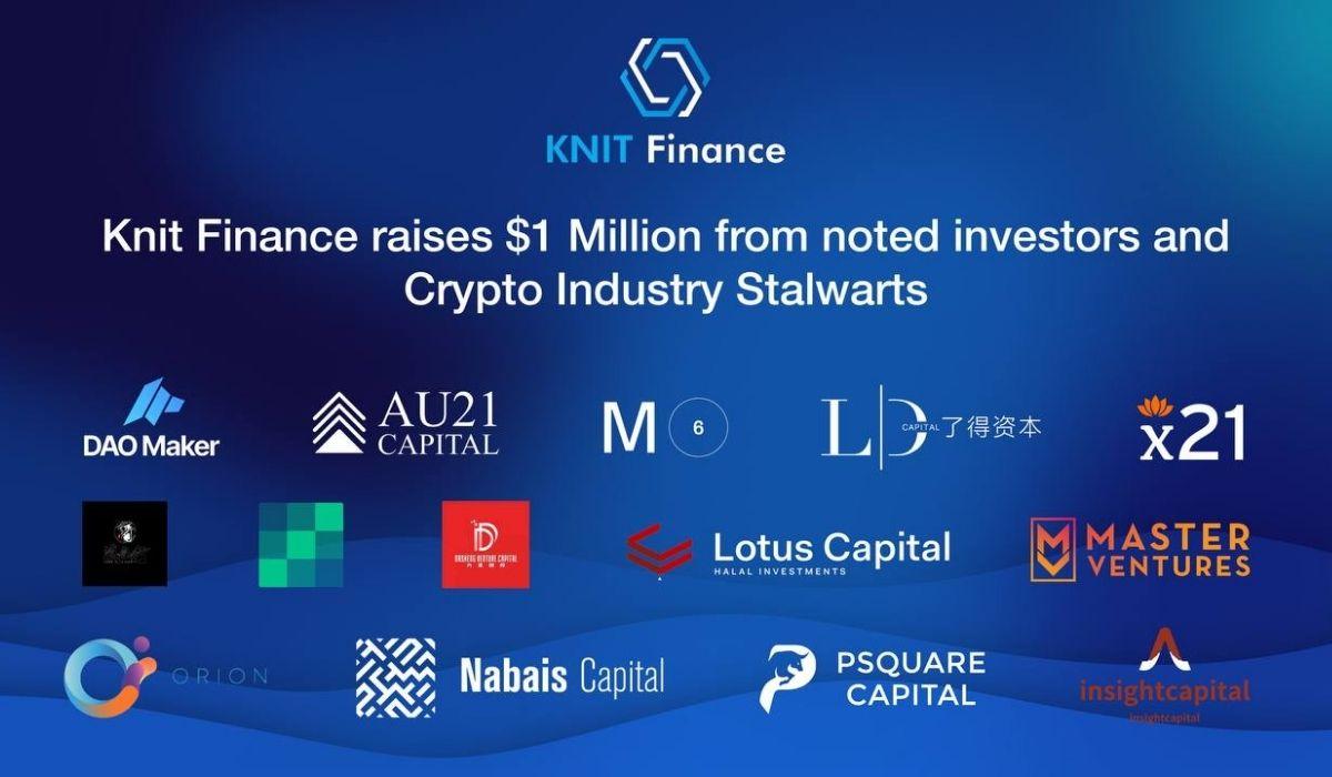 KnitFinance Now Has A Trillion Reasons To Revolutionize DeFi