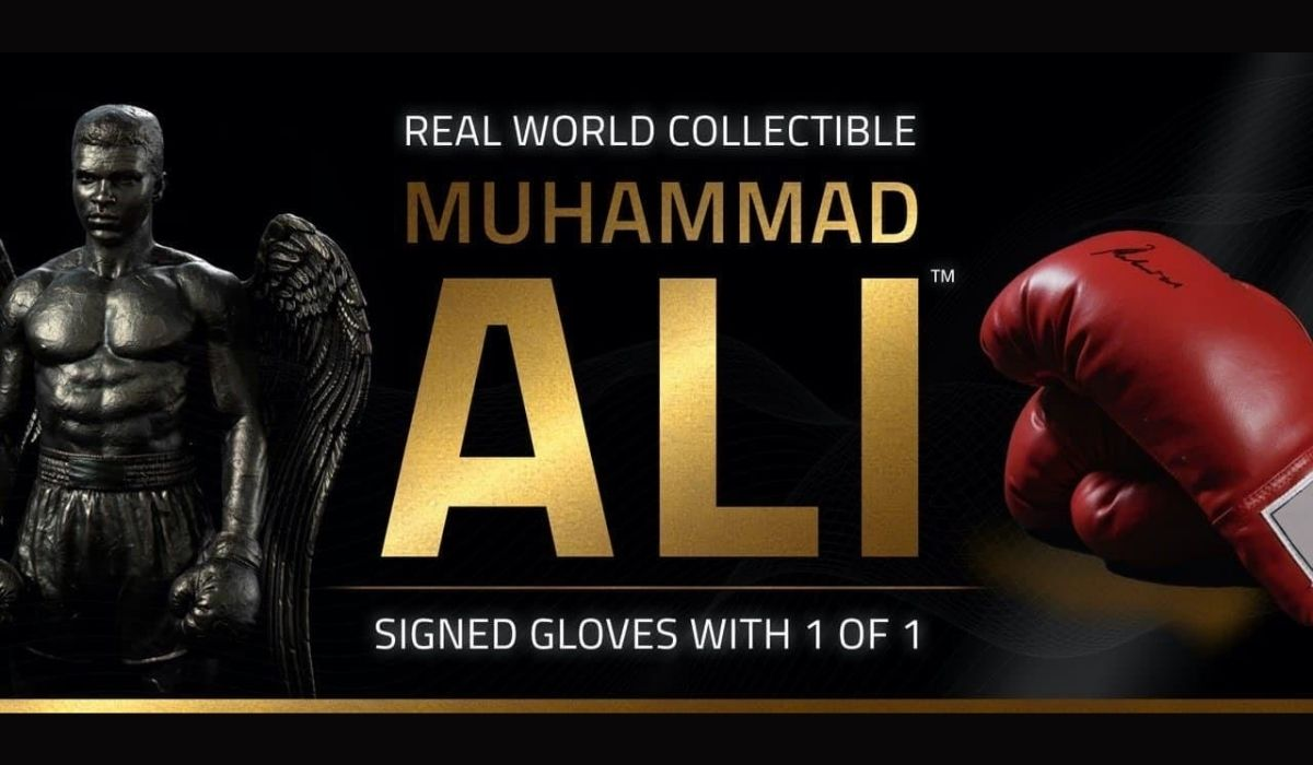Muhammad Ali Enterprises partners with Ethernity Chain to eternalize Ali's legacy in the blockchain