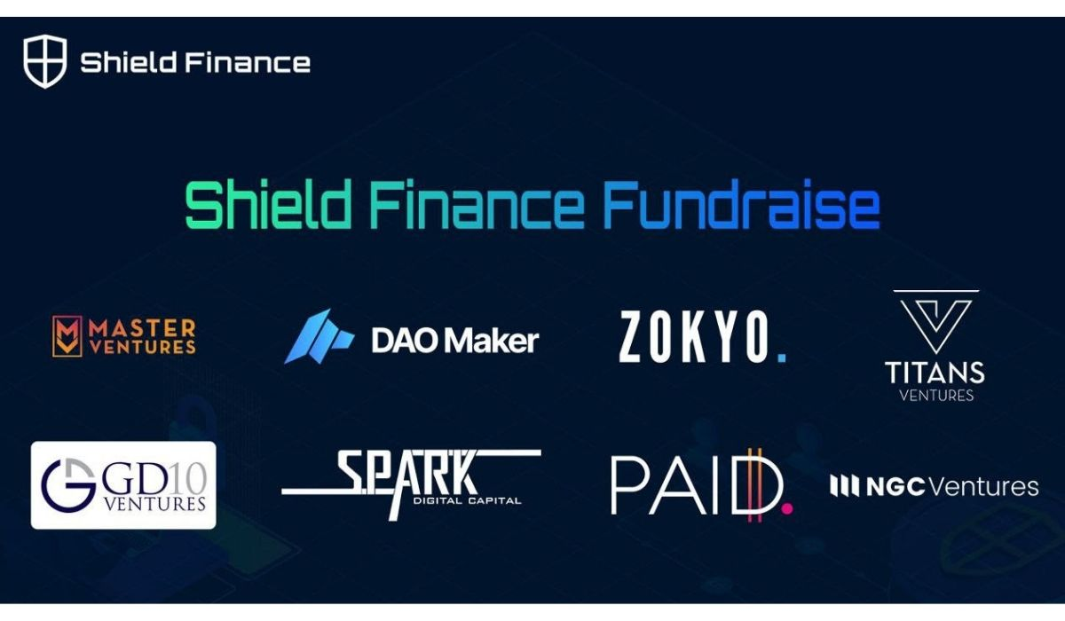 Multi-Chain DeFi Insurance Aggregator Shield Finance Announces The Completion Of Its Private Fundraising Round