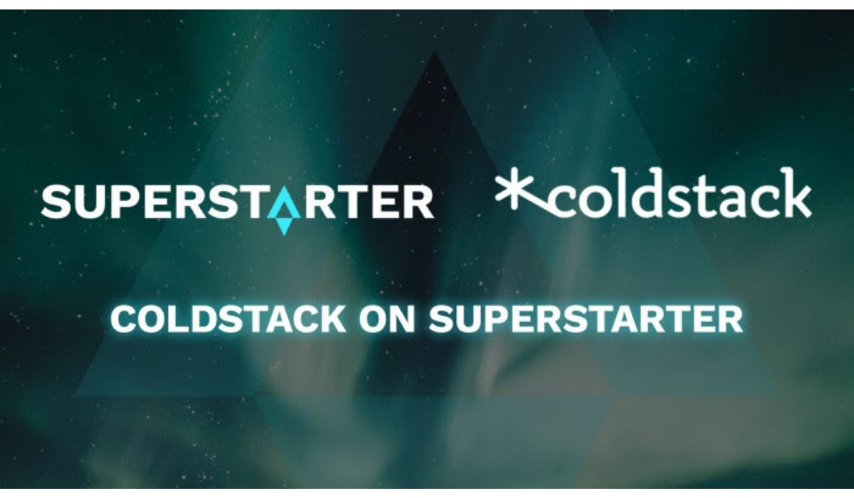 SuperStarter To Hold First IDO For Coldstack
