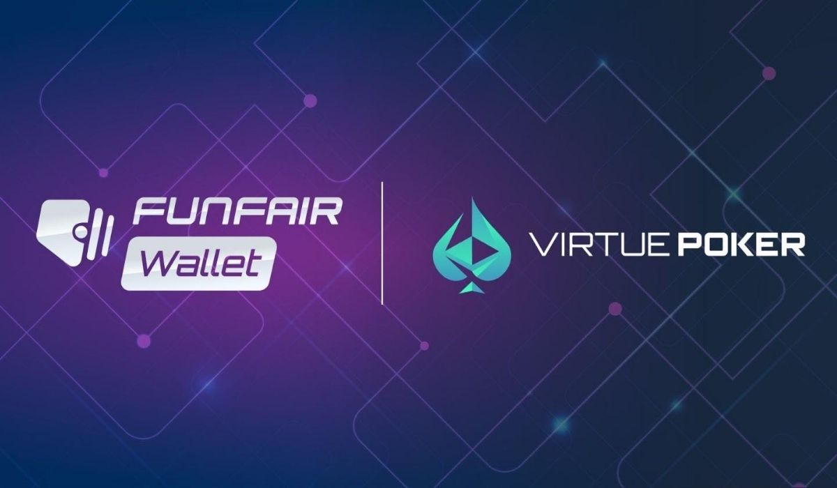 Virtue Poker Signs Strategic Partnership With FunFair Wallet to Power its Latest Poker Platform
