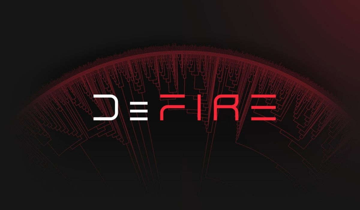 deFIRE announces partnership with live market data aggregator Coin360