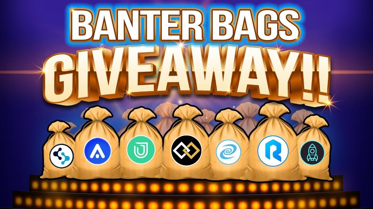Crypto Banter to Give Out Over $500k To 10 Qualified Community Members