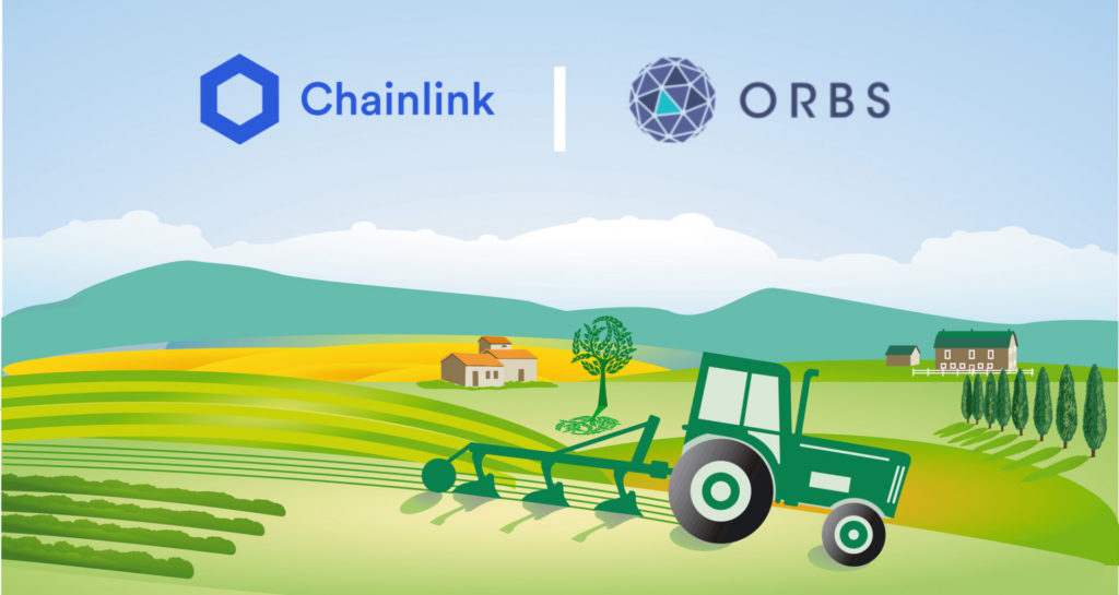 Orbs Integrate With Chainlink to Secure Its Liquidity Nexus