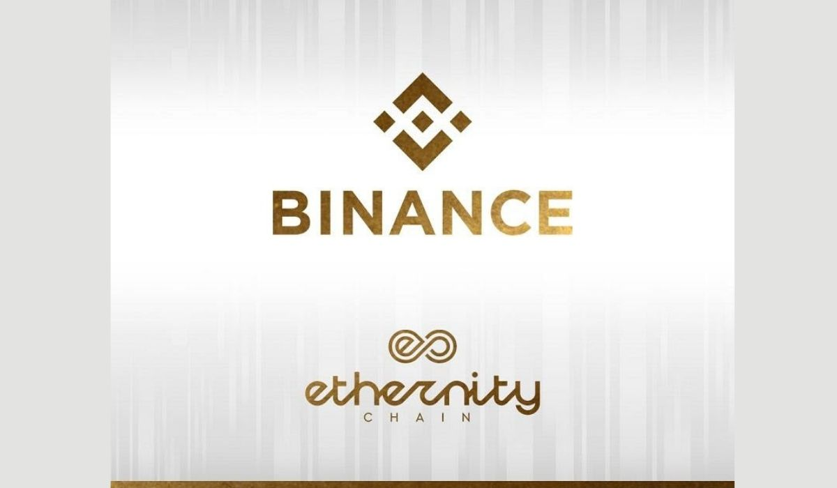 Ethernity Chain Makes Debut on Binance's Innovation Zone