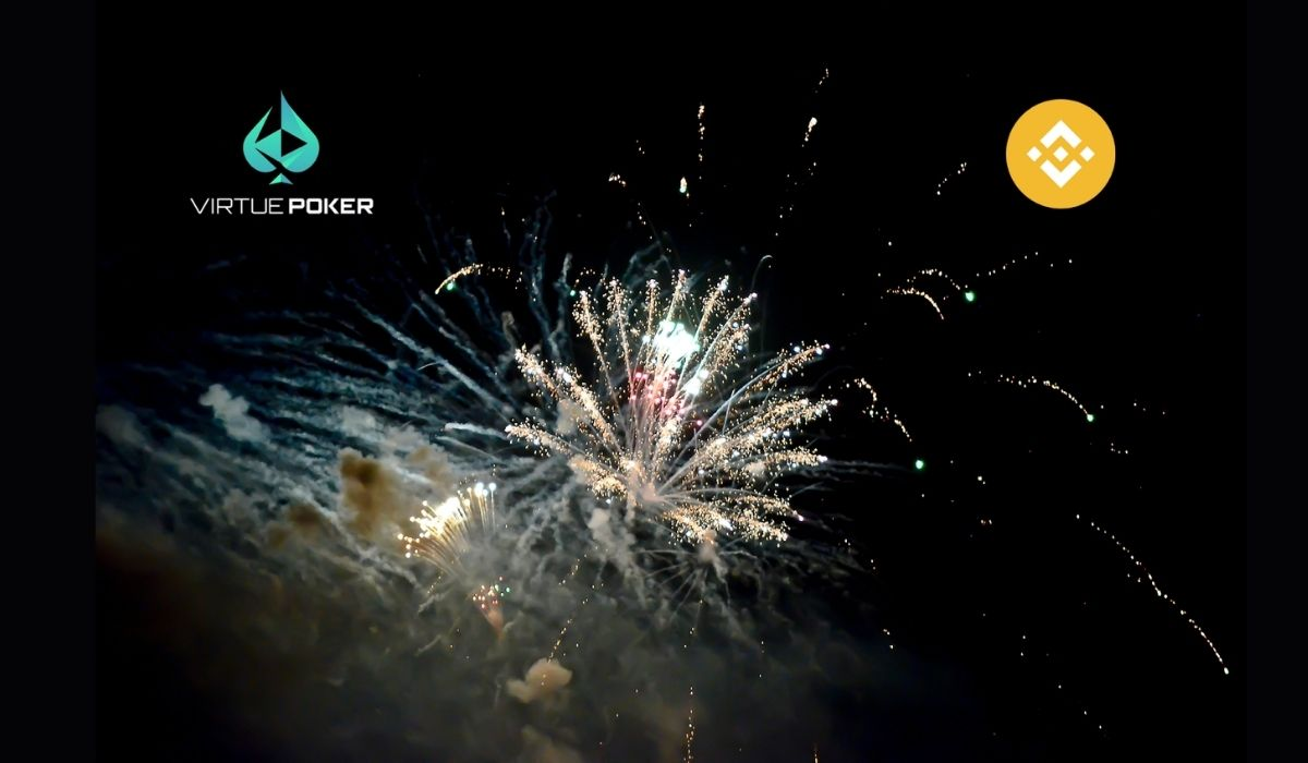 VirtuePoker Celebrating Launch onto BSC With 100 BNB Credit First 100 Depositing Players