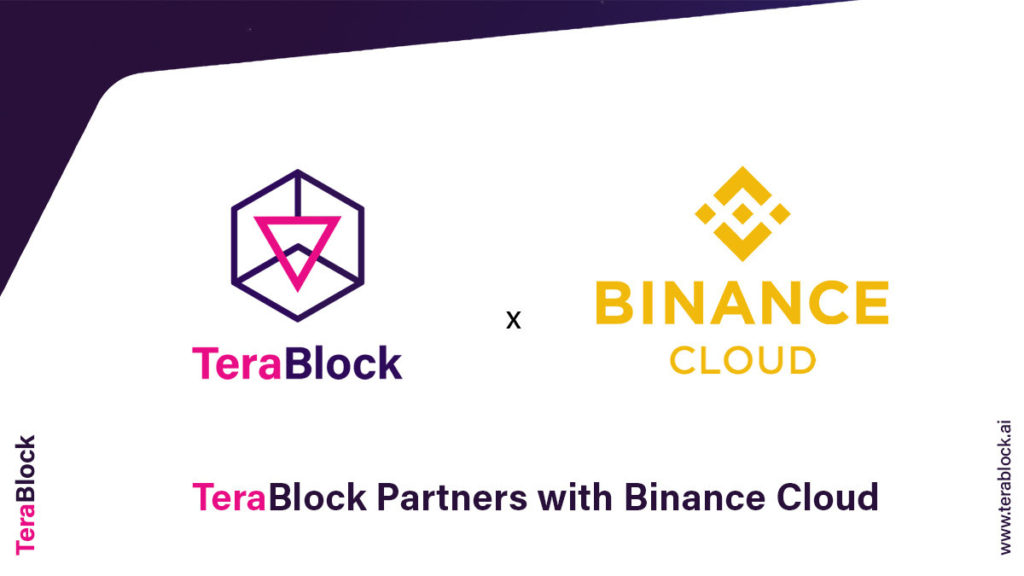 TeraBlock Partners with Binance Cloud to Make Ease and Secure Crypto Trading