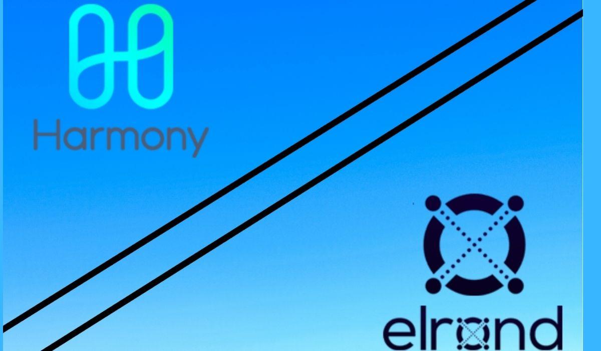 Harmony (ONE) Vs. Elrond (EGLD)