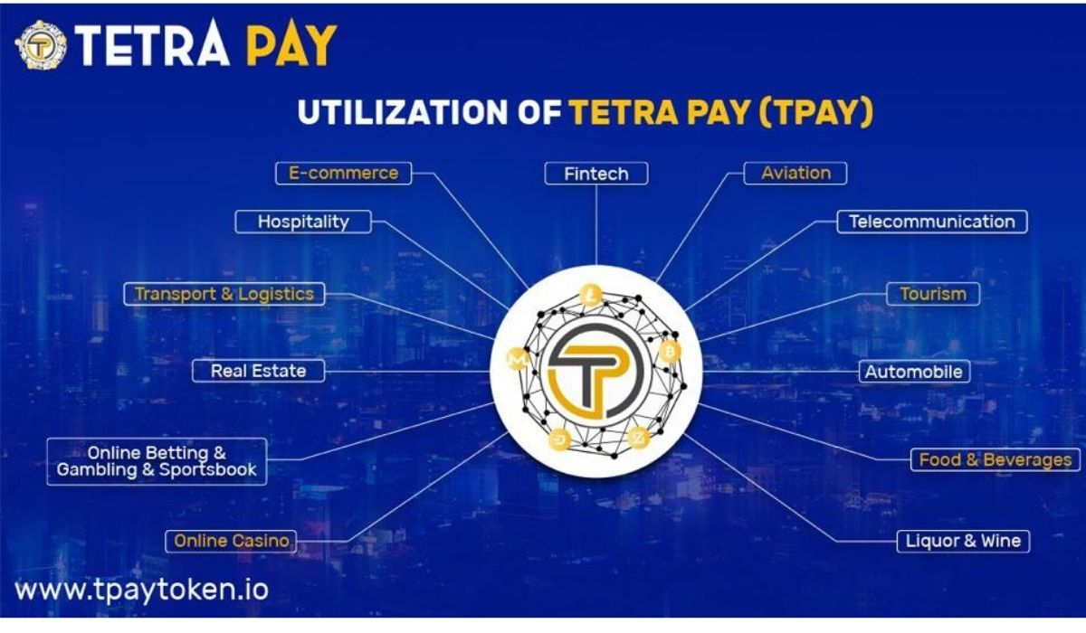 TETRA PAY (TPAY) TOKEN - The Multi-utility nature of TPAY Tokens