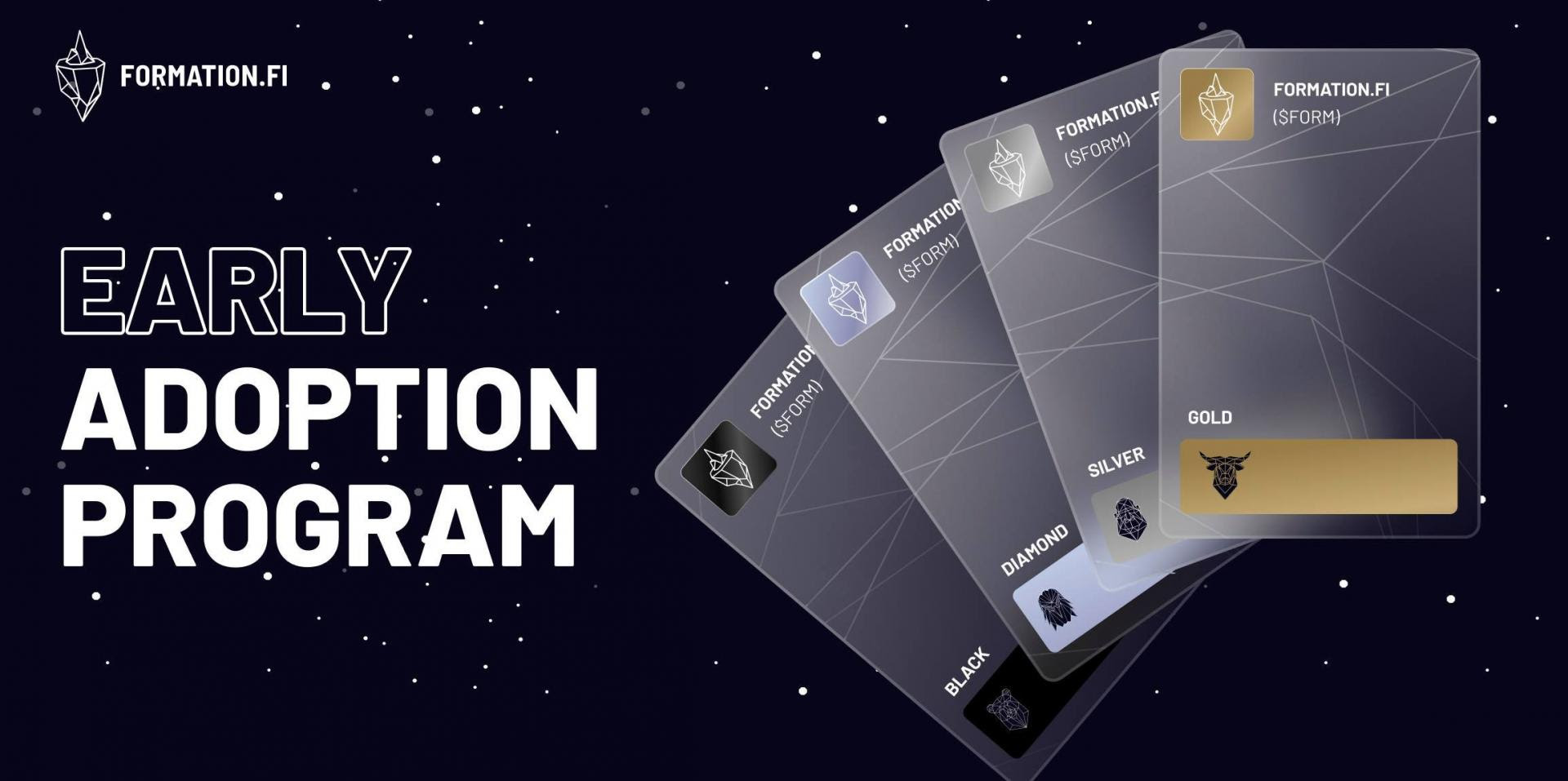 Formation Fi's Early Adoption Program Is Up And Running
