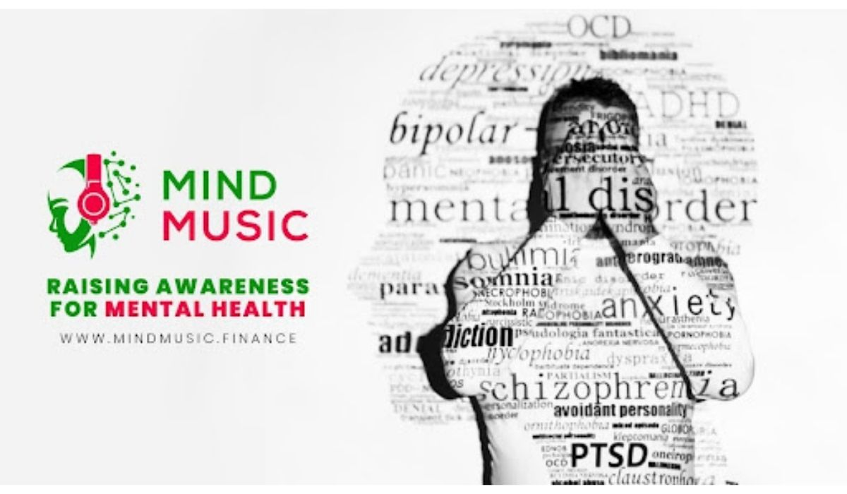 Mind Music Defi Project is Launching Record Label to Extend its Mental Health Awareness Program With a Revamped Tokenomics