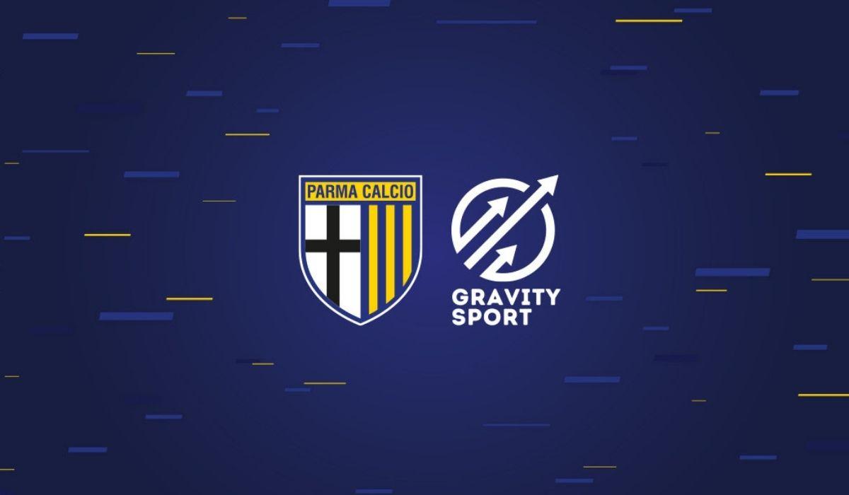 Parma Calcio заключает второе партнерство с Gravity Sports в сезоне 2021/22