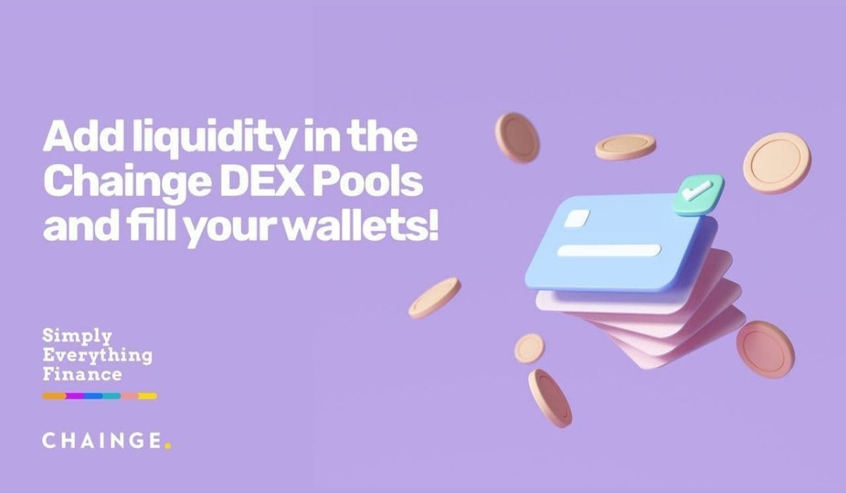 Chainge DEX Liquidity Pools – The Safest Way To Generate Passive Income On The DeFi Market