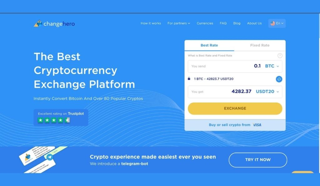 ChangeHero To Remediate Challenges Beginners May Encounter With Cryptocurrency Exchanges