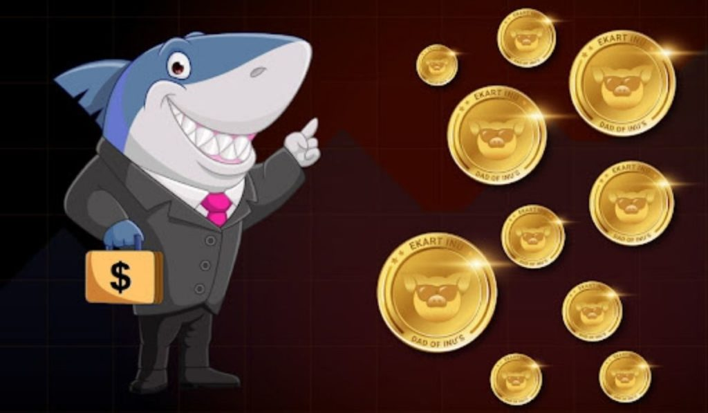 Crypto Whales Hold 19% Of All Ekart Inu And EAID Tokens, Three Presales In