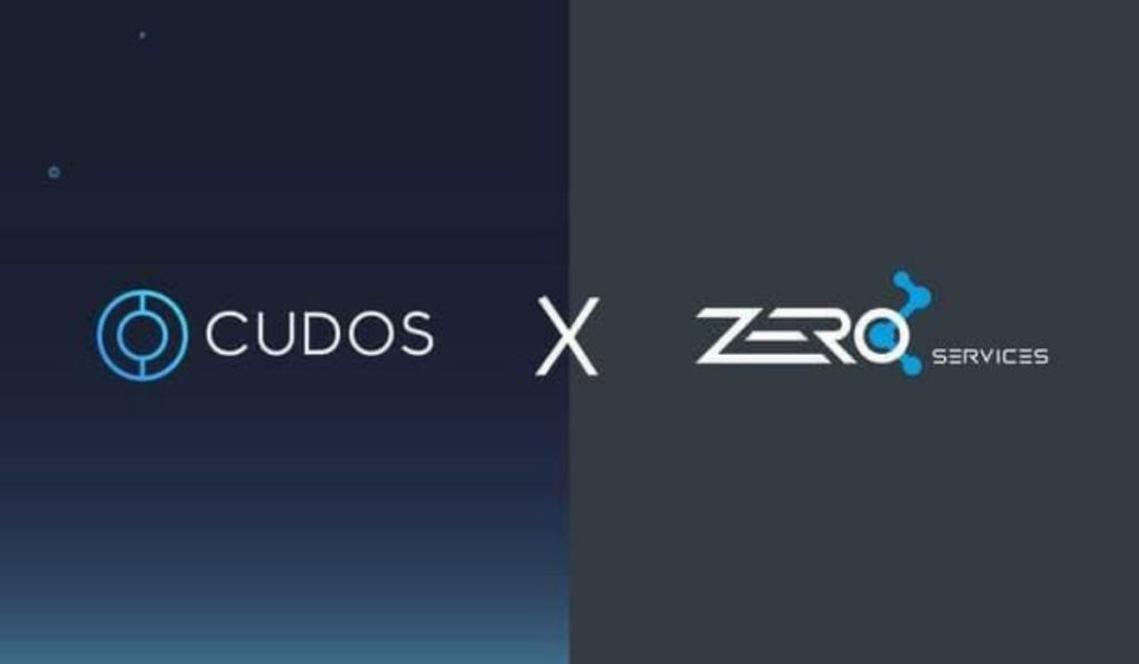 Cudos And Zero Services Partner Up To Help Validators Join Cudos Network