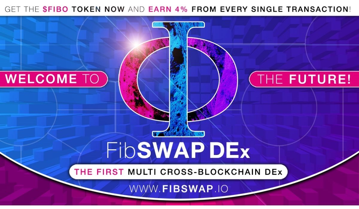 FibSwap To Add New Tokens Daily and New Blockchains Monthly As Price Soars