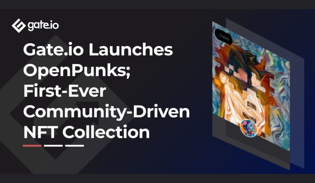 Gate.io Introduces OpenPunks, A Community-Based NFT Collection