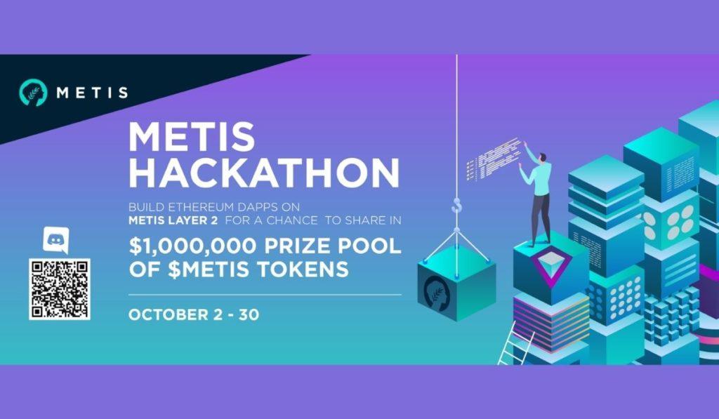 Layer 2 Ethereum Protocol Metis Announces Hackathon Ahead of Mainnet Launch