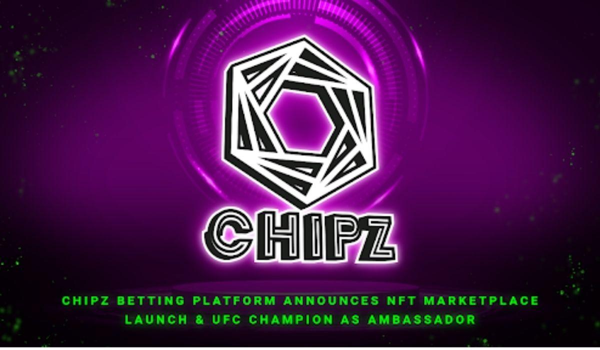 Mychipz.io Announces Chipz NFT Marketplace And UFC Legend Nick Diaz as Brand Ambassador