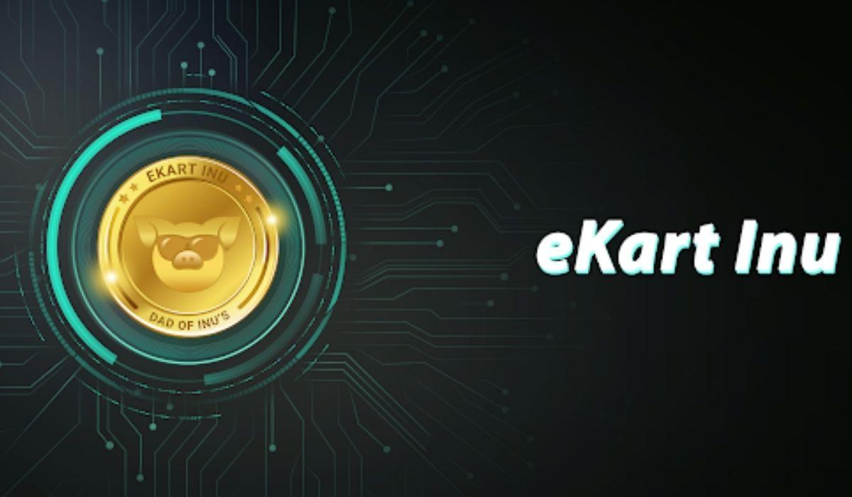 Ekart INU объявляет о своем раунде 3 предпродажной фазы среди других стимулов