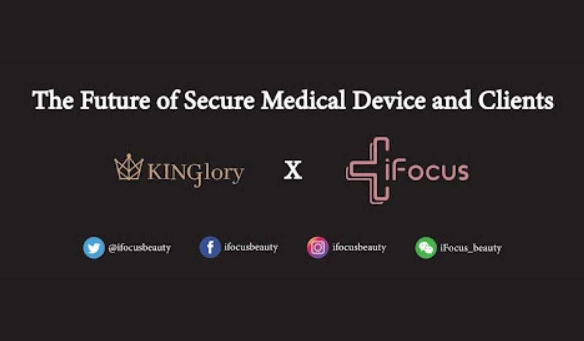 iFocus Partners With Kinglory's Blockchain Technology to Create New Standards in The Medical Industry