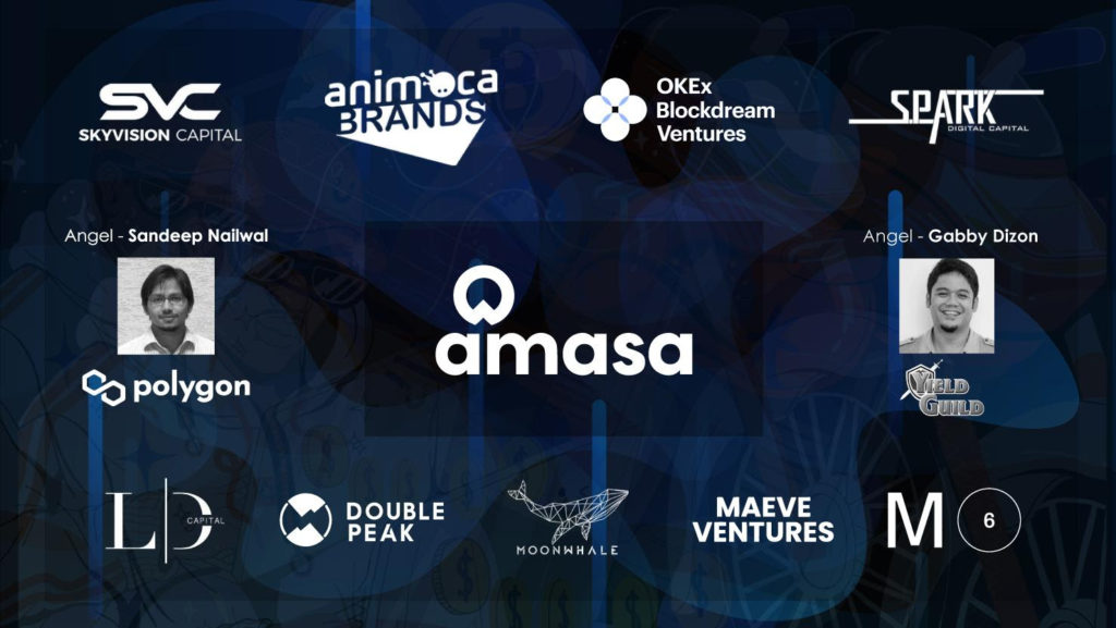 Amasa's Funding Round Raises $1.5 Million To Help Enhance Micro Income Stream Investments