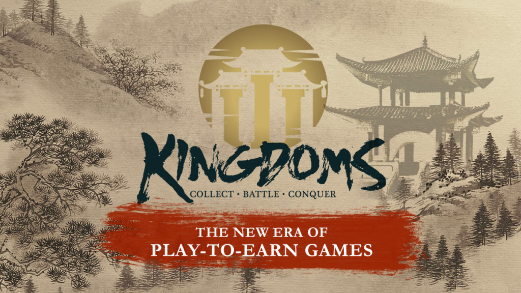 The Three Kingdoms: Bringing a New Era of Play-to-Earn Games to The Blockchain Industry