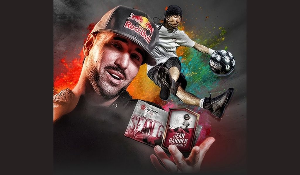 EX Sports and Séan Garnier To Issue The World's First Freestyle Football NFTs