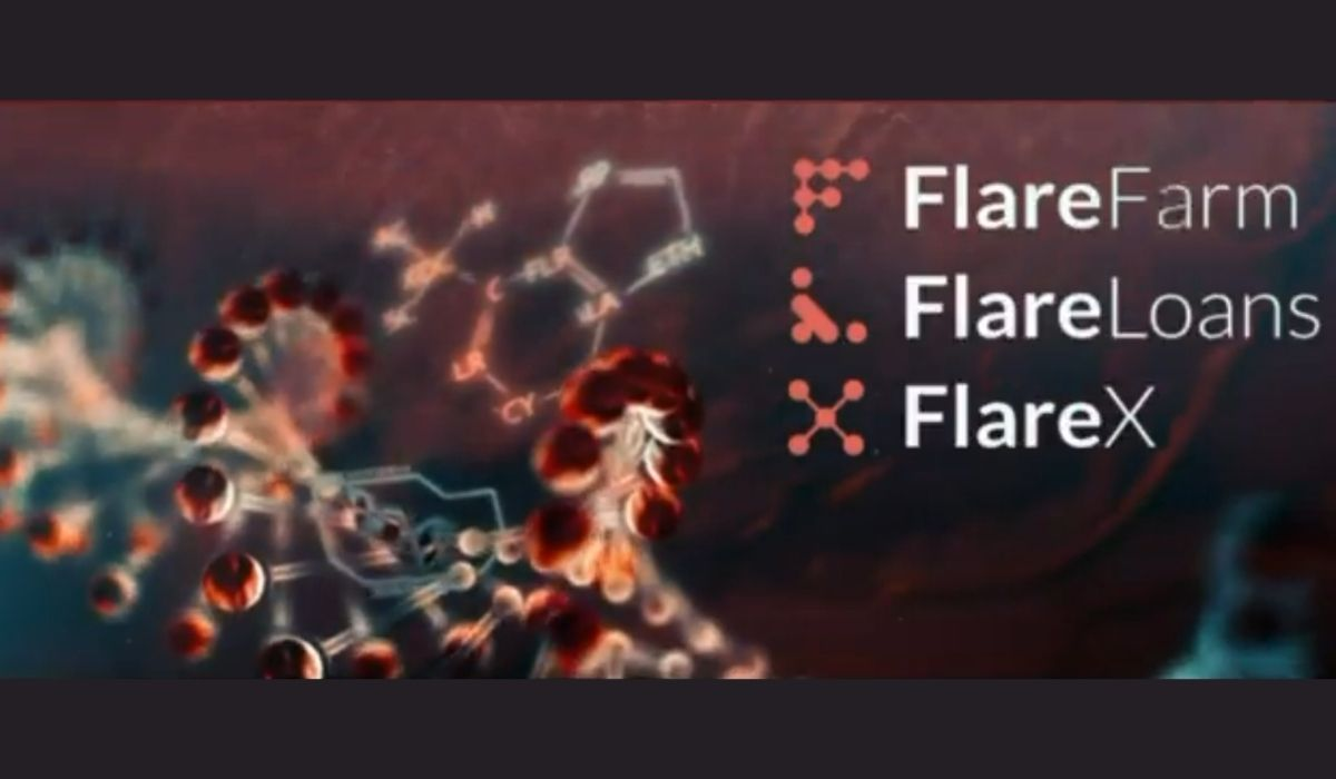 Flare Finance's Experimental Finance Platform Goes Live