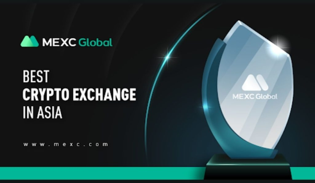 MEXC Wins Title Of Best Exchange In Asia At The Crypto Expo Dubai Conference