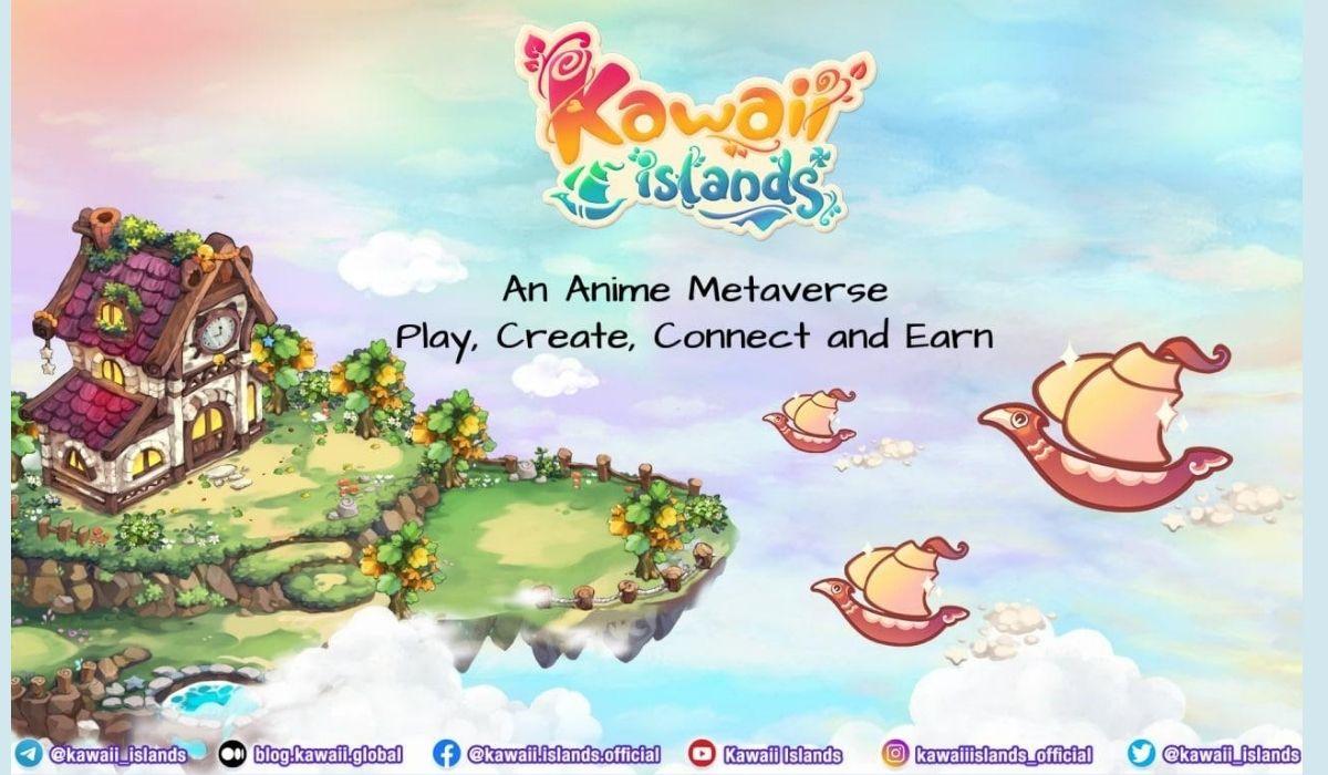 NFT Play-to-Earn Game, Kawaii Islands Set to Launch its Anticipated IDO