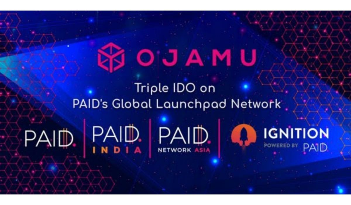 Ojamu Announces The First-Ever IDO Of Its OJA Token On Three Different Token Launchpads